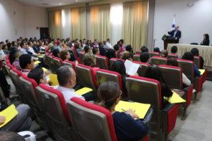 Capacitación sobre Delitos contra la Administración Pública