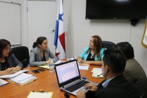 Reunión de coordinación administrativa municipal entre la PA y la SND