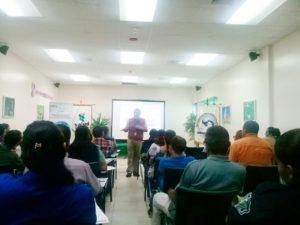 Sensibilización y capacitación con énfasis en los derechos humanos, de las personas con discapacidad