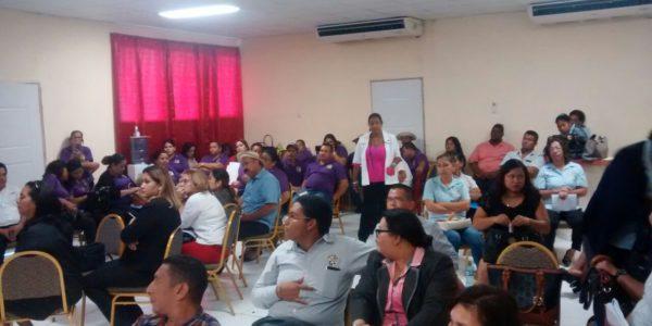 Se forman 54 mediadores comunitarios en los distritos de Capira y La Chorrera