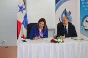 El IDAAN firma la Carta de Compromiso de la Red Interinstitucional de Ética Pública