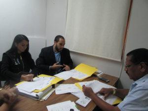 Secretaría Provincial de Chiriquí se reúne con AMUPA y SND