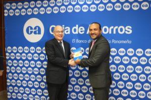 Procurador de la administración participa en relanzamiento del Código de Ética de la Caja de Ahorros