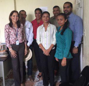Capacitación Legal para corregidores del distrito de Olá