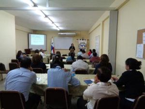 Funcionarios públicos de Veraguas se capacitan sobre la ley 38 de 2000