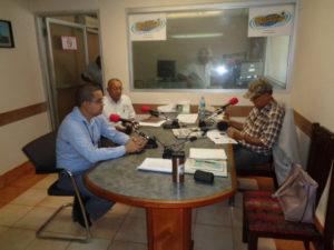 Divulgación en medios de comunicación sobre la implementación de los jueces de paz