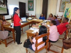 Capacitación legal a las autoridades municipales de la provincia de Herrera