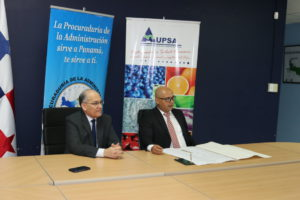 AUPSA firma la Carta de Compromiso de la RIEP