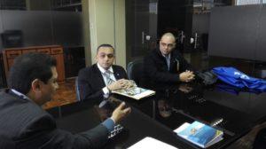 Intercambio de experiencias entre la Procuraduría General del Estado de Bolivia y la   Procuraduría de la Administración de Panamá