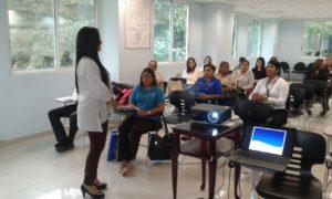 Seminario sobre principios y valores para funcionarios del Ministerio de Desarrollo Social