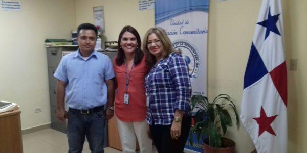 Visitas a Secretarías Provinciales de la Procuraduría de la Administración