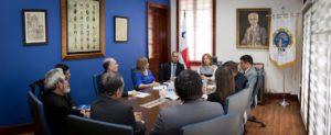 La Comisión de Estado por la Justicia se reúne en la Procuraduría de la Nación