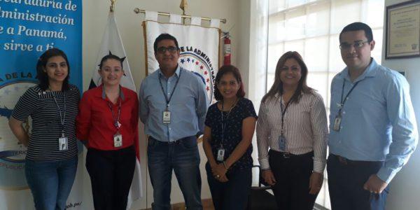 El Departamento de Mediación Comunitaria realiza gira de seguimiento a los centros de las provincias de Herrera y Los Santos