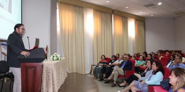 """Conferencia: """"Mediación Comunitaria y Justicia Comunitaria en Equidad"""""""