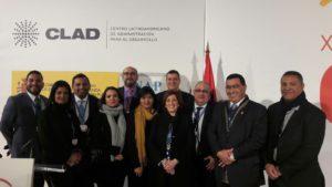 Secretaria General participa del XXII Congreso Internacional del CLAD