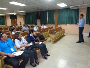 """Seminario taller """"Derechos Humanos de las personas con discapacidad"""""""
