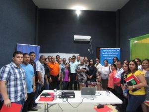 Seminario sobre la ley de protección de los Derechos Humanos