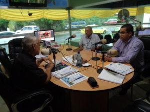 Participación de la Secretaría Provincial de Herrera en Programa Radial