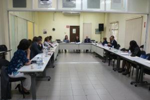 Reunión de último Comité Ejecutivo del 2017