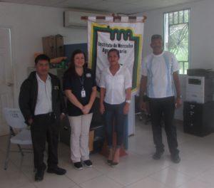 Primera gira a Darién de la Oficina Regional de Chepo