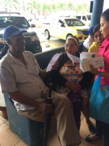 Divulgación de la Mediación Comunitaria en la Provincia de Bocas del Toro