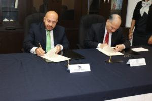Procuraduría de la Administración el TACP  firman convenio de cooperación