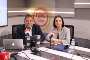 Secretaria general brinda entrevista al programa Mañana Espectacular
