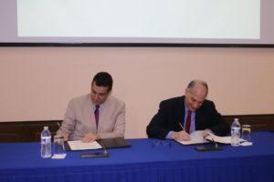 La ACDEPADAM y la PA firman del Convenio Marco de Cooperación