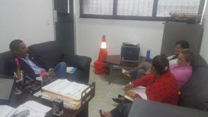 Capacitación para los jueces de paz del municipio de San Carlos y la Chorrera
