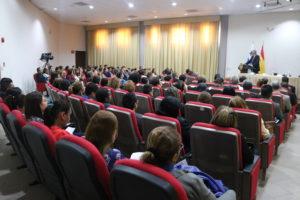 Conferencia Principios Generales del Derecho Administrativo Global