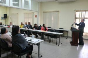 Presentación del plan de trabajo para la capacitación a los aspirantes al cargo de jueces de paz