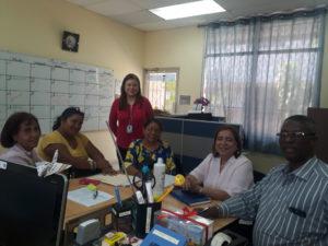 Conversatorio con administrativos del Centro Regional Universitario de Panamá Este
