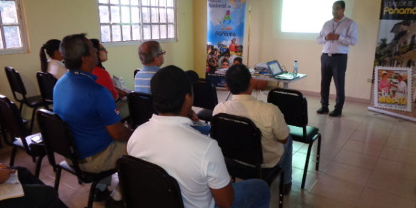 """Seminario """"Código de Ética del Servidor Público"""" en la Autoridad de Turismo de Panamá en Herrera"""