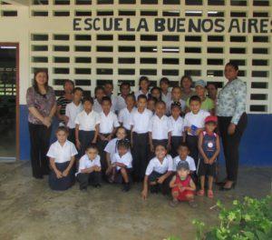 Oficina Regional de Chepo visita la Escuela Buenos Aires