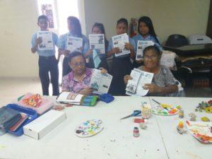 Divulgación de los planes y servicios que ofrece la Procuraduría de la Administración en Cañita, distrito de Chepo