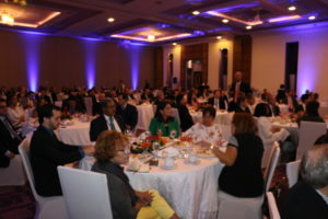 Secretaria general encargada asiste a  presentación financiera de la Superintendencia de Bancos de Panamá