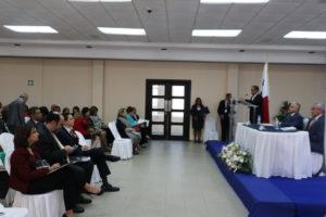 Órgano Judicial presenta informe de Estado de la Gestión 2017