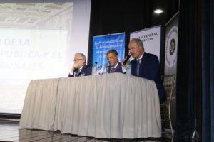 Conferencia: Evolución de la Administración Pública y Rol de los Tribunales