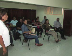 La Oficina Regional de Chepo dicta conferencia de ética y gestión pública a docentes de MEDUCA