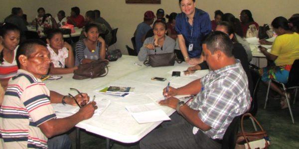 Curso de formación en Mediación Comunitaria en el corregimiento de Metetí
