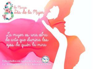 Conmemoración del Día Internacional de la Mujer