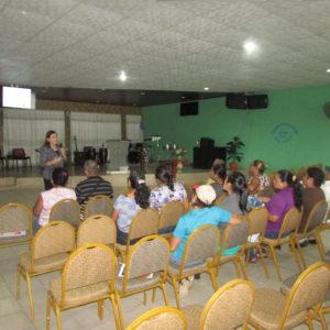 Oficina Regional de Chepo dicta Conferencia sobre los Derechos Humanos