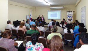 Formación de nuevos mediadores comunitarios en Veraguas