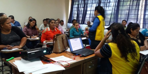 Veraguas capacita a aspirantes a jueces de paz