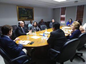 Procurador de la Administración participa de reunión del Consejo Editorial de Corporación La Prensa
