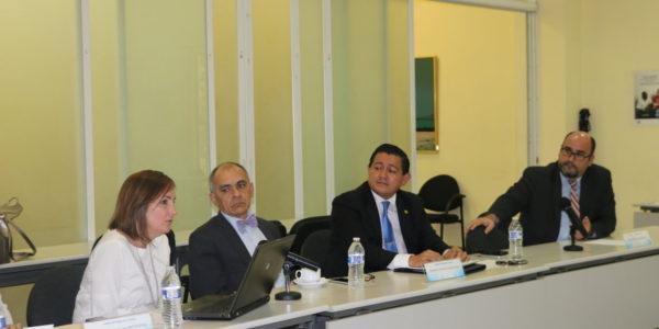 Cortesía de sala a miembros de la sociedad civil ante el proceso de selección de magistrados
