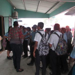La Oficina Regional de Chepo participó en la feria de Torti, Chepo