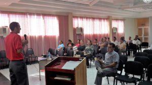 Seminario Formación en Mediación Comunitaria en la provincia de Los Santos