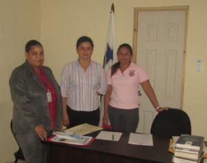 Oficina Regional de Chepo realiza gira informativa en Tortí