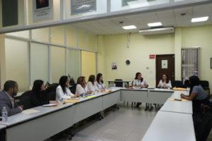 Reunión de trabajo de las Secretarías Provinciales
